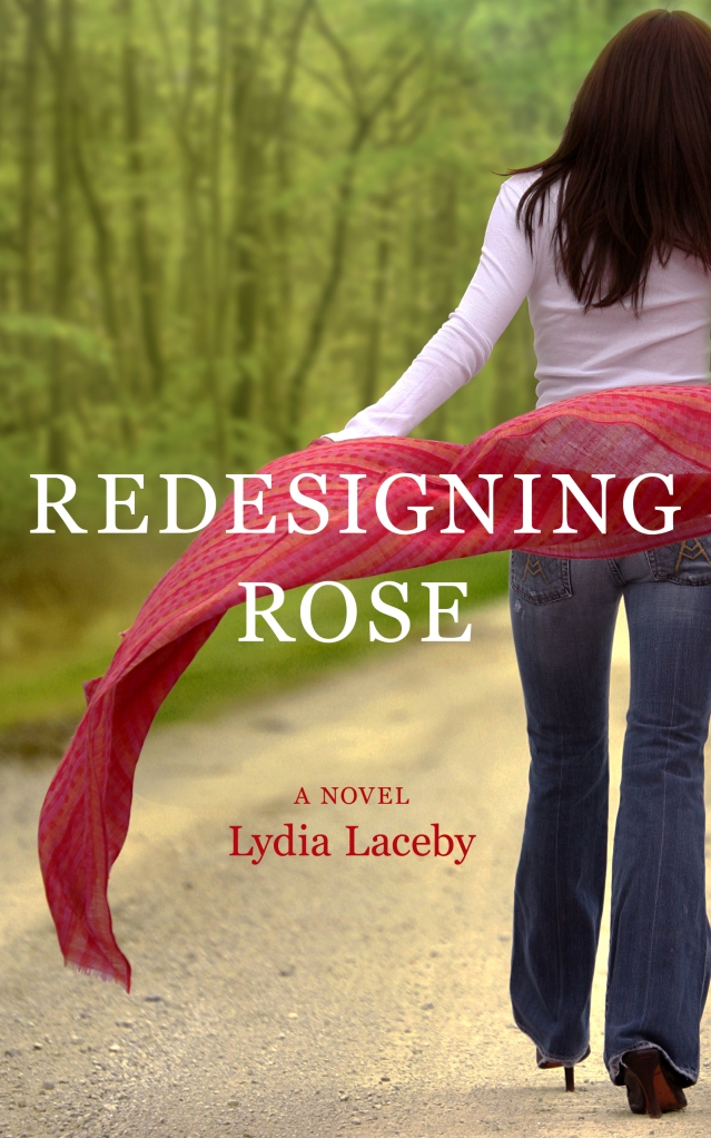 Redesigning Rose - Cover