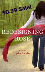Redesigning Rose - 0.99 sale small sideways